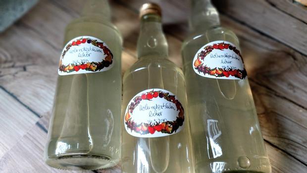 Holunderblüten - Likör - Rezept - Bild Nr. 2