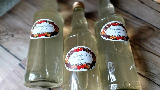 Holunderblüten - Likör - Rezept - Bild Nr. 10