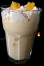 Ananas Vanille Dessert - Rezept - Bild Nr. 2