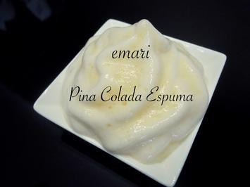 Pina Colada Espuma - Rezept - Bild Nr. 14
