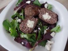 Bifteki-Griechische Frikadellen mit Schafskäse-Füllung - Rezept - Bild Nr. 10456