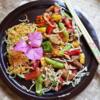 Rindfleisch mit 2-gesichtigen Nudeln und Gemüse - Rezept - Bild Nr. 2