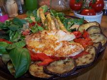 Bunter Salat , Nr. 2 mit Putenstreifen - Rezept - Bild Nr. 2