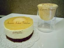 Ananas Kokos Törtchen mit Pina Colada Espuma - Rezept - Bild Nr. 10490