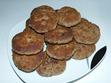 Fleischküchle mit frischem Brät - Rezept - Bild Nr. 10