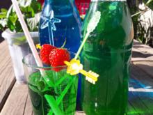 Grüne und Blaue Limo - Rezept - Bild Nr. 2