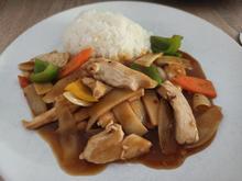 Hühnerfleisch mit Hoisin Sauce - Rezept - Bild Nr. 2