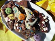 Bunte Schokoladenstücke - Rezept - Bild Nr. 2
