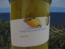 Mango-Maracuja-Marmelade - Rezept - Bild Nr. 3