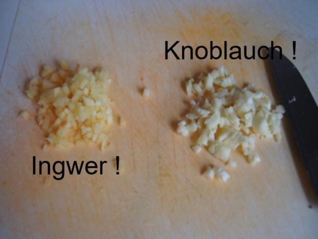 Seelachsfilet in Tomatensauce mit Basmatireis - Rezept - Bild Nr. 9