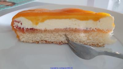 Rezept: Joghurt Aprikosen Torte