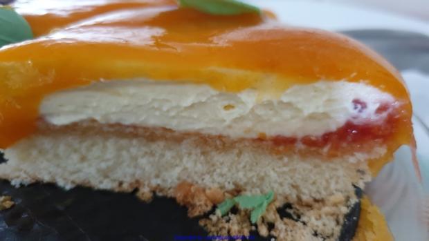 Joghurt Aprikosen Torte - Rezept - Bild Nr. 6