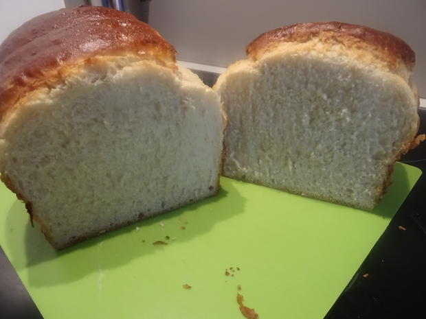 """Kasten-Weißbrot im """"Sandwich-Toast-Style"""" - Rezept - Bild Nr. 2"""
