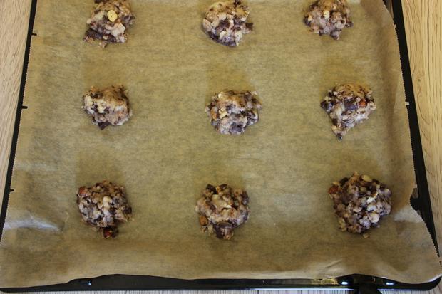 Amerikanische Schokoladenkekse - Rezept - Bild Nr. 5