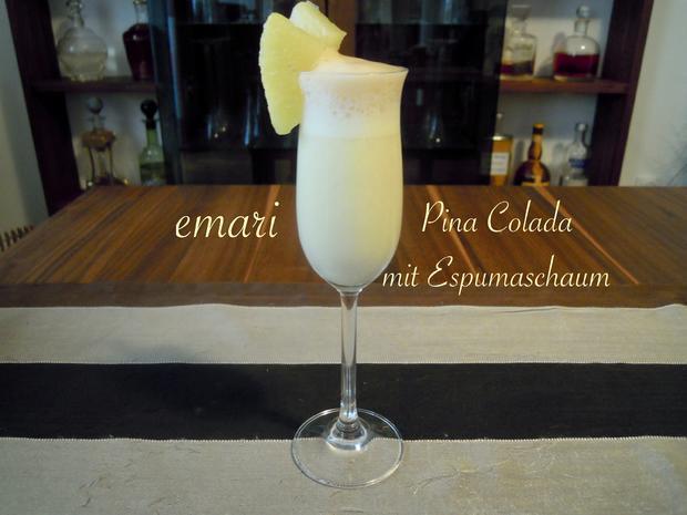 Pina Colada Cocktail - Rezept - Bild Nr. 2