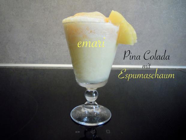 Pina Colada Cocktail - Rezept - Bild Nr. 4