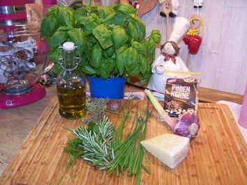Kräuter-Pesto=Kochbar Challenge 6.0(Juni2020) - Rezept - Bild Nr. 2