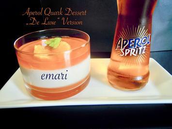 Aperol Quark Dessert - Rezept - Bild Nr. 10520