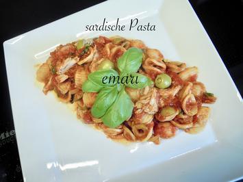 Sardische Pasta mit Orecchiette und Thunfisch - Rezept - Bild Nr. 22