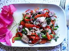 Bönnigheimer Bohnensalat mit Thunfisch - Rezept - Bild Nr. 2