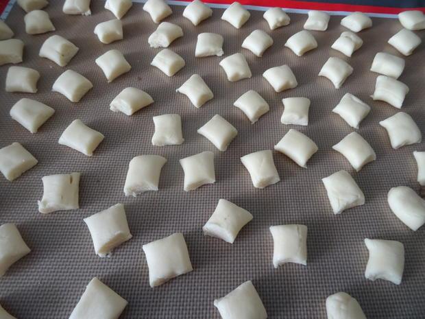 Mini Milk- and Coffee-Cookies - Rezept - Bild Nr. 6