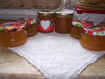 Holunderblüten Gelee mit Honig-Melone - Rezept - Bild Nr. 2