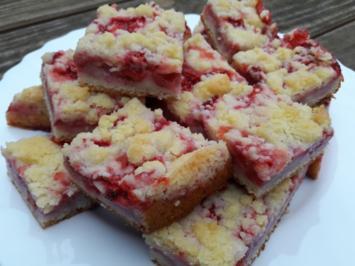 Streuselkuchen mit Erdbeeren - Rezept - Bild Nr. 2