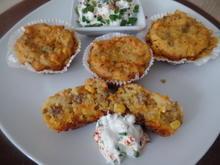 Pikante Mexiko-Muffins - Rezept - Bild Nr. 10584