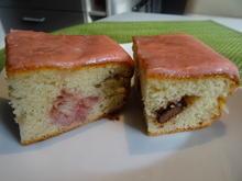 """Versunkener"" Erdbeer-Kuchen - Rezept - Bild Nr. 2"