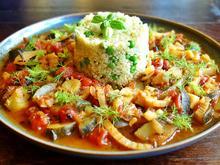 Zucchini und Fenchel in mediterraner Tomatensauce - Rezept - Bild Nr. 2