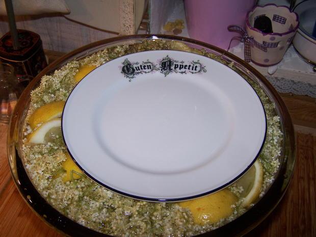 Holunderblüten-Sirup - Rezept - Bild Nr. 10