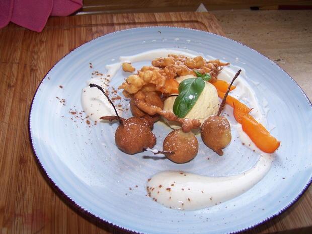 Kirschen Nachtisch - Rezept - Bild Nr. 9