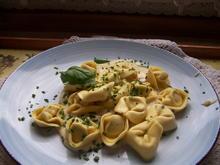 Steinpilz Soße +Tortellini - Rezept - Bild Nr. 2