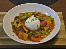 Gemüse-Pilztopf mit Burrata - Rezept - Bild Nr. 8