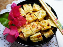 Chinesisches Blumenkohlomelette als Beilage - Rezept - Bild Nr. 2