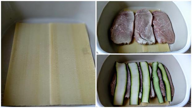 Lasagne mit Fleisch & Gemüse - Rezept - Bild Nr. 9