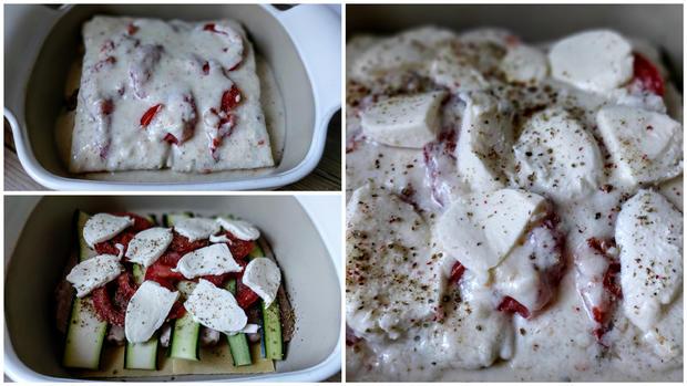 Lasagne mit Fleisch & Gemüse - Rezept - Bild Nr. 11