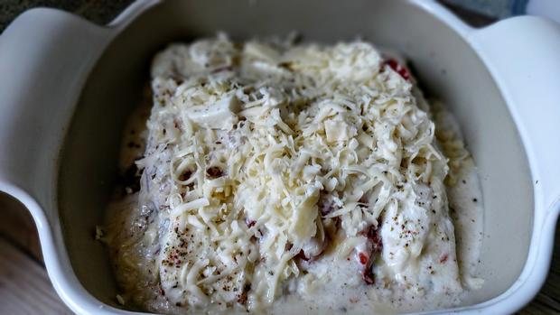 Lasagne mit Fleisch & Gemüse - Rezept - Bild Nr. 12