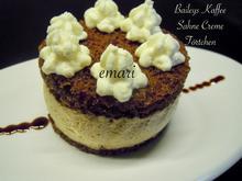Baileys Kaffee Sahne Creme Törtchen - Kochbar Challenge 8.0 Aug. 2020 - Rezept - Bild Nr. 16
