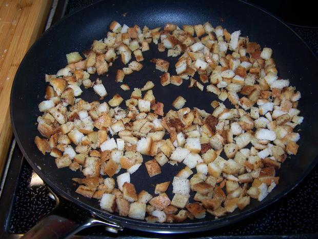 Croutons aus Rest - Rezept - Bild Nr. 6