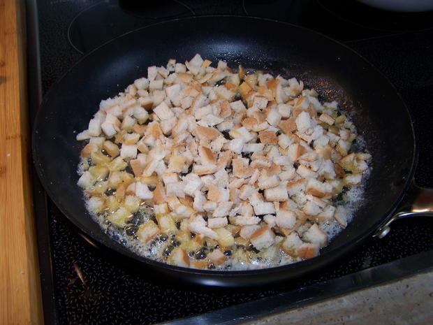 Croutons aus Rest - Rezept - Bild Nr. 5