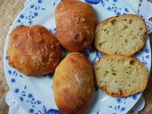 Vier Ciabattino für Bruschetta - Rezept - Bild Nr. 2