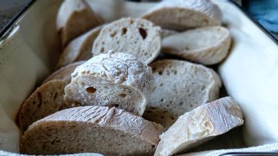 Sauerteig - Baguettes - Rezept - Bild Nr. 2