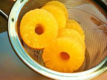 Gefüllte Ente mit Ananas - Rezept
