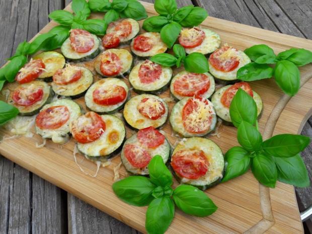 Zucchini überbacken - Rezept - Bild Nr. 3