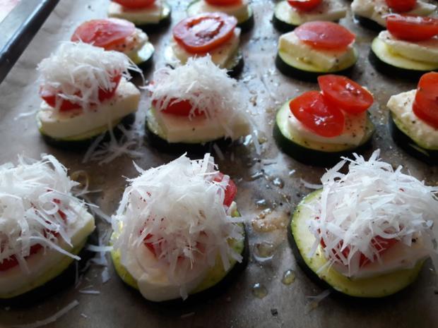 Zucchini überbacken - Rezept - Bild Nr. 6