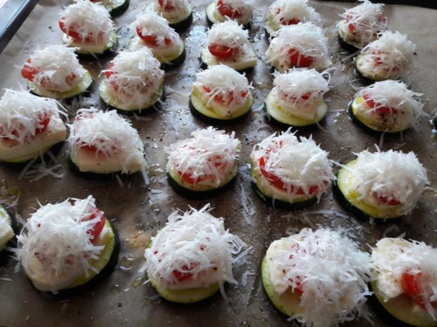 Zucchini überbacken - Rezept - Bild Nr. 7