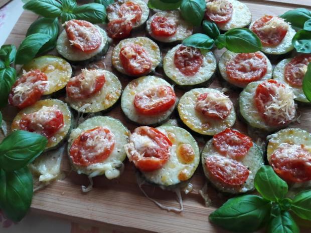 Zucchini überbacken - Rezept - Bild Nr. 8