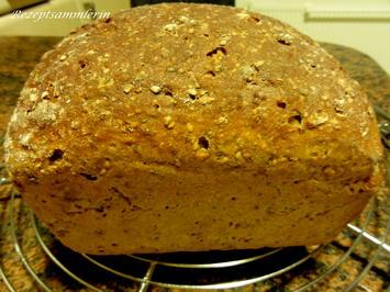 Brot:   ROGGENMISCH mit SAATEN - Rezept - Bild Nr. 2