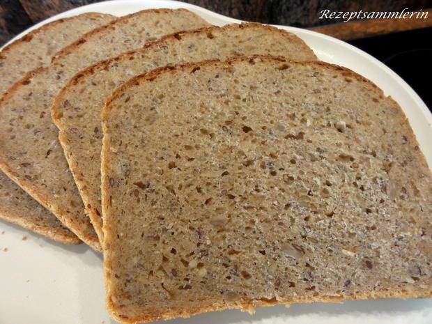 Brot:   ROGGENMISCH mit SAATEN - Rezept - Bild Nr. 3